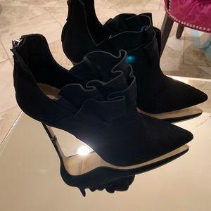Pour LA Victoire heels/booties